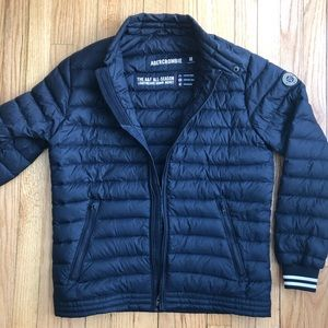 Abercrombie & Fitch Light Weight Puffer Jacket